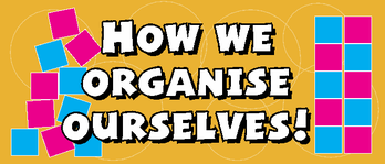 Image result for pyp how we organise ourselves
